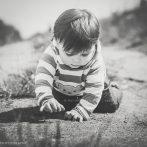 Luka wird ein Jahr alt- Babyfotoshooting am 1. Geburtstag
