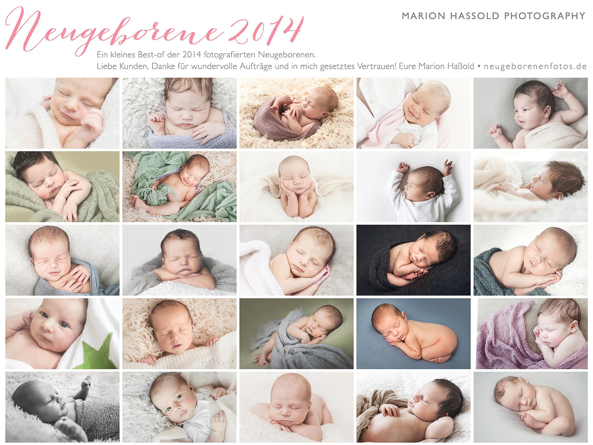 Neugeborenenfotografie 2014