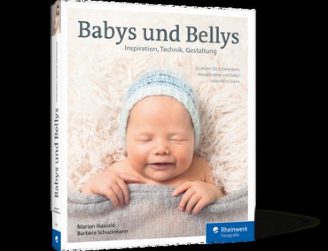 Buch Babys und Bellys, Rheinwerkverlag