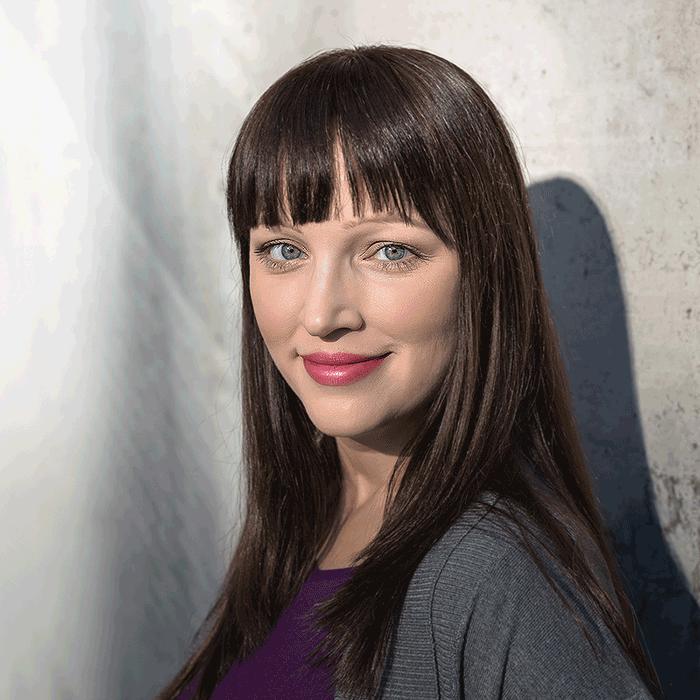 Marion Hassold, fotografiert von Thomas Krüger